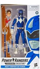 Power Rangers Lightning Collection Mighty Morphin Blue Ranger 6-Inch* Preorder*