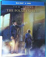 The Polar Express (Blu-ray, 2004) - Steelbook - Brand New