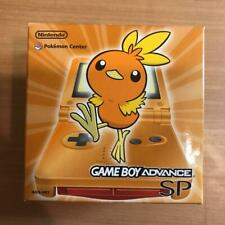 Game Boy Advance SP Achamo Pokemon Nintendo Limited Edition Pokemon Center
