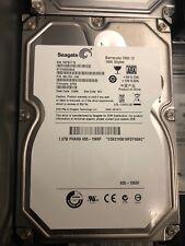 1TB Seagate Hard Drive - 7200 RPM