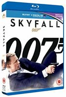 Skyfall [Blu-ray] [2012] [DVD][Region 2]