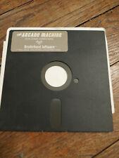 Jeu Atari 800 XL / 130 XE - THE ARCADE MACHINE - Broderbund Software