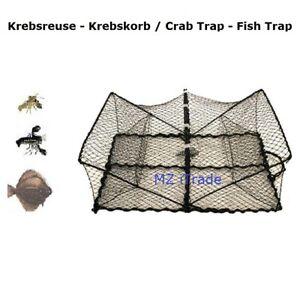 Krebskorb Krebsreuse Hummerkorb Plattfischkorb Plattfischreuse cray crab trap