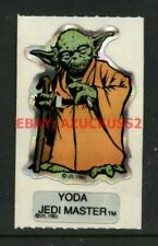 Yoda VI: Return of the Jedi Other Star Wars Collectables