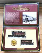 Locomotiva 4-2-2 Ex Cledonian 14010 LMS H0 UK DC Hornby
