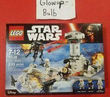 Lego Star Wars Hoth Attack 75138 NISB Retired