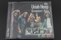 Uriah Heep ‎– Greatest Hits (2006) (2xCD) (Promo Sound AG ‎– MDCD1435/2)