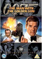 The Man With the Golden Gun (DVD, 1974)