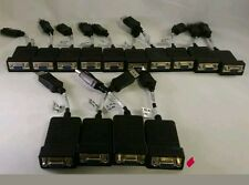 Lot of 14 pcs. HP Display Port cable to VGA Adapter 481408-002.-  5 Prev. Sold