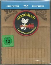 Woodstock Various Artists (2 Blu-ray) 40th-Anniversary Ultimate Collector's Edit