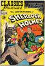 Classics Illustrated #33, Adventures of Sherlock Holmes HRN 89B Fine REDUCED!