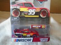 Disney Pixar Cars - Lightning McQueen - 2021 New release - Nascar Collection