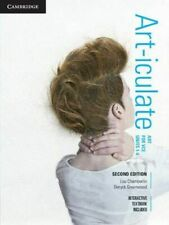 NEW Art-iculate 2ed By Lou Chamberlin Book with Other Items Free Shipping