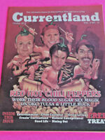 Currentland Magazine October 2012 Red Hot Chili Peppers Bassnectar
