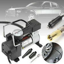 Electric 12V Auto Air Compressor Pump Tyre Tire Inflator 150PSI With Gauge New
