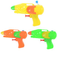 Water Gun Kids Summer Outdoor Children Beach Small Water Gun Pistol Plastic JS