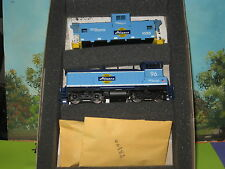 ATHEARN HO SCALE #2200 SPECIAL EDITION SW 1000 & CABOOSE