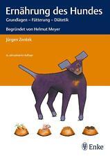 Ernährung des Hundes von Jürgen Zentek (2016, Taschenbuch)