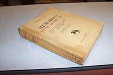 MEMOIRES D UNE AUTRE VIE FRANCIS CARCO EDITIONS DU MILIEU DU MONDE 1942