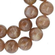 """15.5"""" Sunstone Round Beads 10mm #74189"""