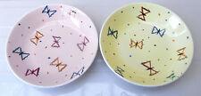 Vintage Italian design bowls ceramic style of /maniera di Antonia Campi 1970s