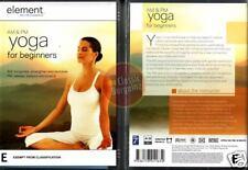 AM & PM YOGA FOR BEGINNERS Element Mind & Body NEW DVD (Region 4 Australia)