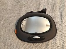 car baby back seat rear view mirror