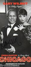 Gary Wilmot Autograph - Signed Flyer - Handsigned and Genuine - AFTAL