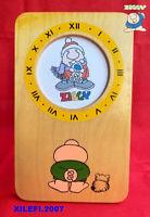 ZIGGY byTom Wilson portafoto in legno soggetto dipinto originale 1982 Mondadori