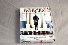 Borgen - Complete Season 1/ Series 1 DVD Box Set - Used - Region 2