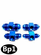 "Bp1~AN8 male to 8AN male 1/8"" NPT Port  fitting adapter~1pcs"
