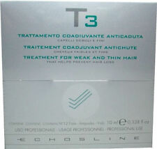 ECHOSLINE T3 ECHOS HERB TREATMENT FOR WEAK AND THIN HAIR 12 PHIALS