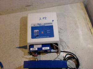 HP Technik  GPS-10 Saugfix   Saugaggregat  Saugpumpe   Heizölpumpe