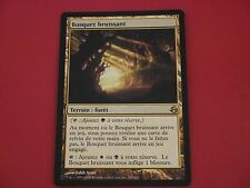 MTG MAGIC MORNINGTIDE MURMURING BOSK (FRENCH BOSQUET BRUISSANT) NM