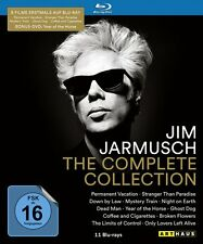 Jim Jarmusch - The Complete Collection # 12-BLU-RAY-BOX-NEU