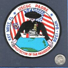 WPB 1328 USCG US Coast Guard Cutter PADRE Ship Squadron Jacket Patch
