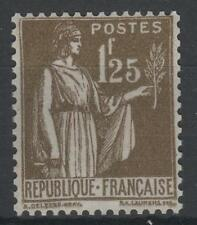 """FRANCE STAMP TIMBRE N° 287 """" TYPE PAIX 1F25 OLIVE """" NEUF xx SUP  K831"""