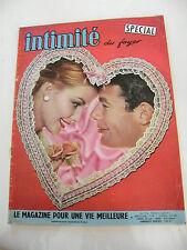 Revista Intimité de la Hogar Nº774 Novela Fotos