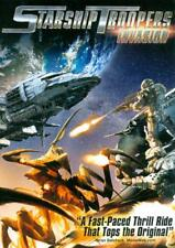 STARSHIP TROOPERS: INVASION NEW DVD