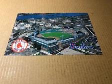 Fenway Park, Boston Red Sox Baseball Stadium Postcard, New Condition