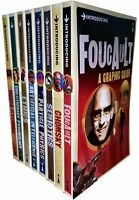 A Graphic Guide Introducing Series 4 Collection 8 Books Set Semiotics, Ethics