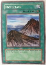 YU-GI-OH SKE-034 Mountain STARTER DECK KAIBA EVOLUTION mint/near mint