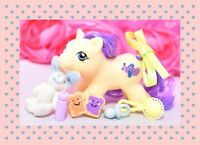 ❤️My Little Pony MLP Vtg G1 Style HQG1C Playful Newborn Baby FLIPPER Custom❤️