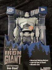"Walmart Exclusive The Iron Giant 14"" Motorized Walking and Talking Iron Giant"