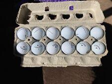 12 Callaway Chrome Soft /Super Soft Aaaaa /Near Mint Golf Balls