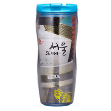 Starbucks Korea Seoul city tumbler 12oz LTD SOUL Acrylic Coffee Cup