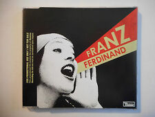 FRANZ FERDINAND : YOU COULD HAVE IT SO MUCH BETTER ♦ CD SINGLE PORT GRATUIT ♦
