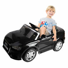 12V OFFICIAL AUDI TT RS A3 LICENSED KID ELECTRIC RIDE ON TOY CAR PARENTAL REMOTE