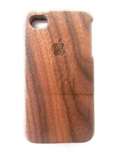 iPhone 4/4s Walnut Wood Case 100% Genuine Wood✔️Hand Crafted Wood Cover✔️