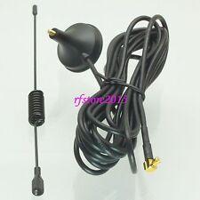 3G 3dBi mcx mâle 90 ° gprs gsm base magnétique antenne pour ericsson W35 routeur W30